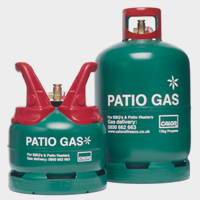Calor Gas, Flogas, Gas Bottles in Cheshire and Crewe